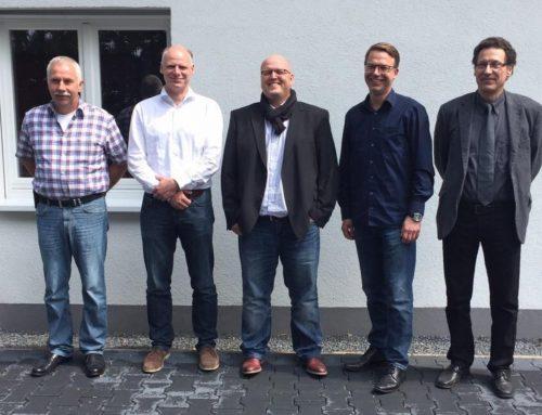 Mitgliederversammlung am 26.06.2015 in Lingen