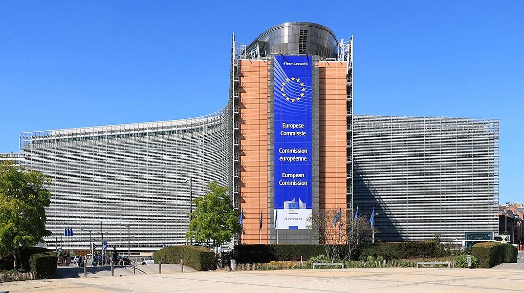 1024px Belgique   Bruxelles   Schuman   Berlaymont   01